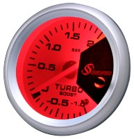 Cens.com LED 7-color changeable boost gauge SPACE GEAR INDUSTRIAL LTD.