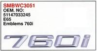 EMBLEMS 760i