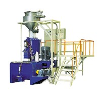 PVC HIGH SPEED HOT & COOLING MIXER