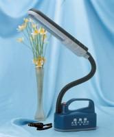 充電式磁鐵工作燈  (PL-13W日光燈)