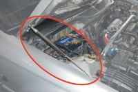 各式車用引擎蓋及後廂蓋用氣壓棒與氮氣撐桿