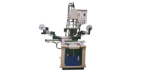 Roller Type Hot Transfer Printing Machine
