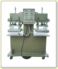 Hydraulic Fabric Stamping Printing machine