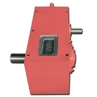 Industrial high-horse power gearbox