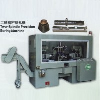 Four-spindle drilling & tapping machine