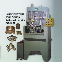Piston processing machine