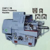 Piston Processing Machine
