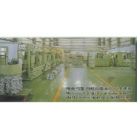Turnkey production line for motorcycle crankcases
