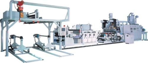 PLA/PET板材押出生產線