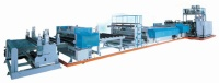 PC Hollow Profile Sheet Co-Extrusion Line