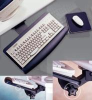 人體工學電腦鍵盤支撐架