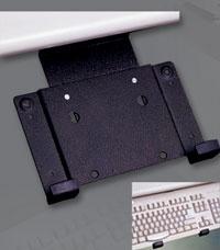 经济型固定高度键盘支撑架组