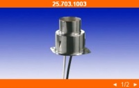 Lampholders for discharge lamps