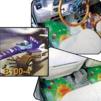 Colorful CAR Mat