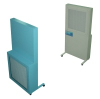 Cens.com Air Pufifier, Clean Anti-Cross Infection Shield FFU DEVISER CLEAN ROOM EQUIPMENT CORP.