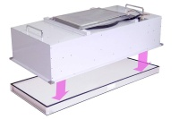 Fan Filter Unit, Cleanroom Equipment