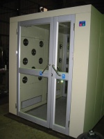 Air Shower, Cleanroom Equipment