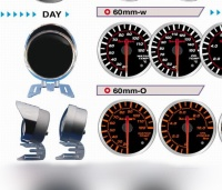 改裝車儀錶板