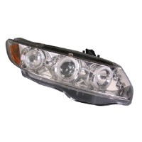 HONDA CIVIC 06 2D HEAD LAMPS