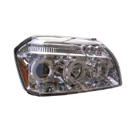 DODGE MAGNUM 05 HEAD LAMPS