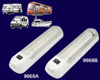 Car-use Interior Fluorescent Lamps Lights for Vans, RVs, Buses & Boats