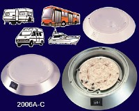 Car-use Interior Fluorescent Lamps