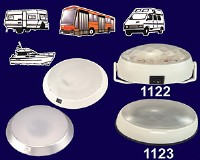 Bus Interior Lamps, RV Interior Lamps, ATV Interior Lamps, Yacht Interior Lamps