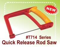 Quick Release Rod Saw