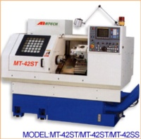 High Precision Slant Bed CNC Lathe