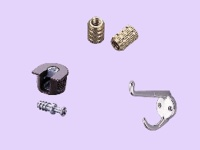 Connecting Fittings,Fasterners & small Parts