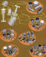 汽門油壓調整器及頂筒