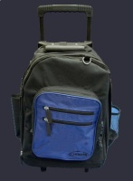 TWO WAY COMPUTER BACKPACK CAN BE USED AS TRAVEL BAG AS WELL.