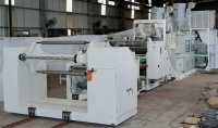 PP/PE/HIPS Embossed Sheet Making Machine
