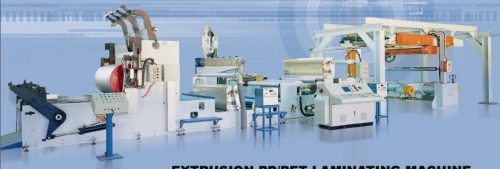 PP/PE/PEL Extrusion (Co-extrusion) Laminating Machine