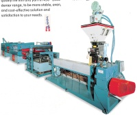 PP/HDPE Flat-Yarn Making Machine
