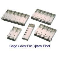 Cage Cover For Optical Fiber