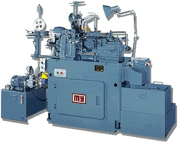 Single Spindle 5 Tool Double-Quill Tailstock Hydraulic Chuckung Precision Automatic Lathe