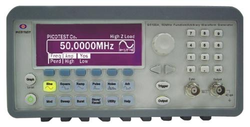 函数/任意波形产生器