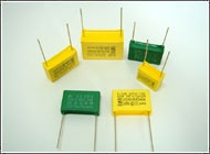 Safety Recognized Standard Capacitor