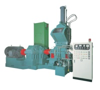 Closed-Type Intensive Mixers and Dispersion Kneaders