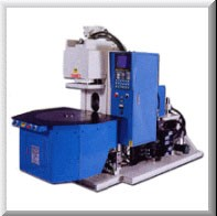 C-Type / Rotary Table Vertical Injection Molding Machines