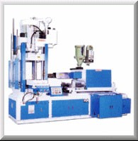 Rotary Table – Vertical Clamping and Horizontal Injection