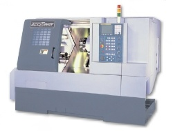 New Slant-bed CNC Turning Center