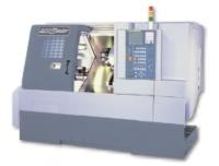 New Slant-bed CNC Turning Center
