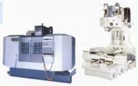 高刚性四方硬轨立式加工中心机系列