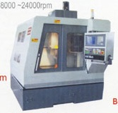 Numerical Control E/M Machining Series