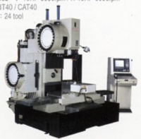 Combination-Universal Horizontal / Vertical Machining Centers Series