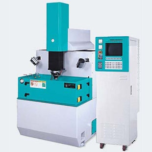 CNC ELECTRIC DISCHARGE MACHINE
