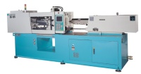 DIRECT HYDRAULIC CLAMPING PLASTIC INJECTION MOLDING MACHINE