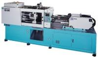 DUAL COLOR PLASTIC INJECTION MOLDING MACHINE